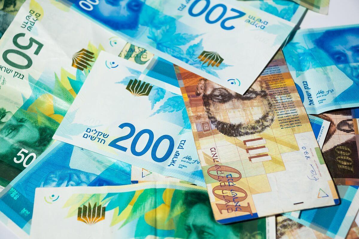 шекель доллар