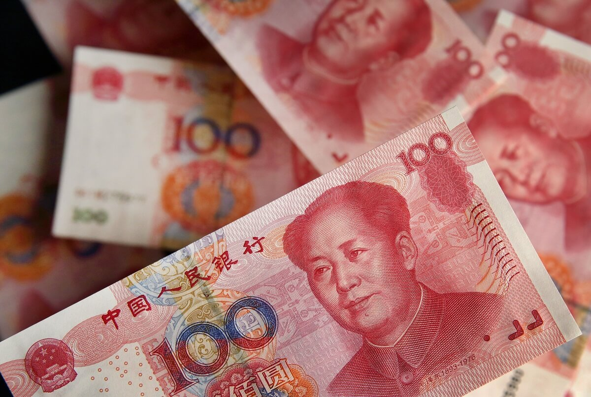 юань долар