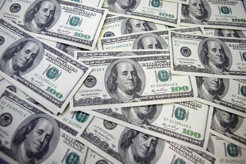 курс долара на чорному ринку Вінниця сьогодні