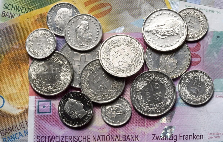 курс франка до долара