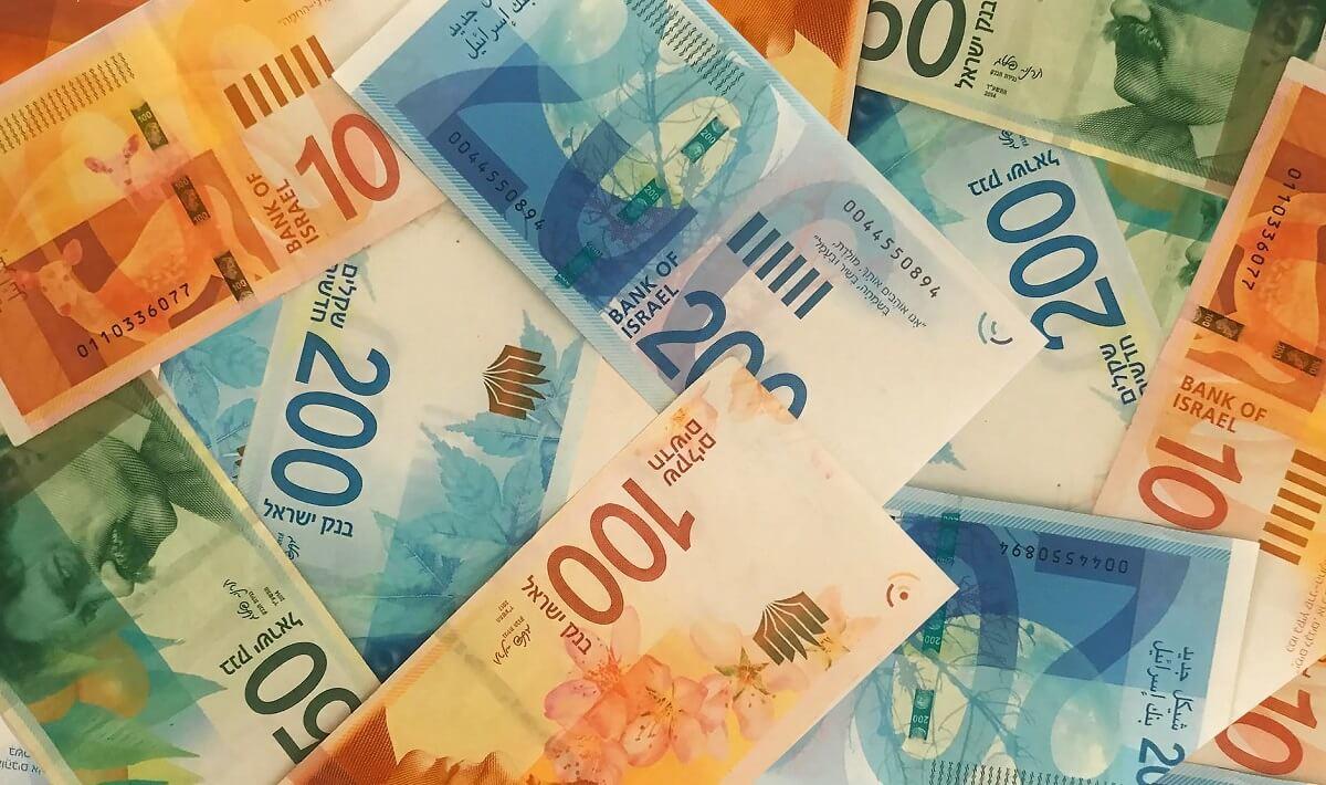курс доллара к шекелю