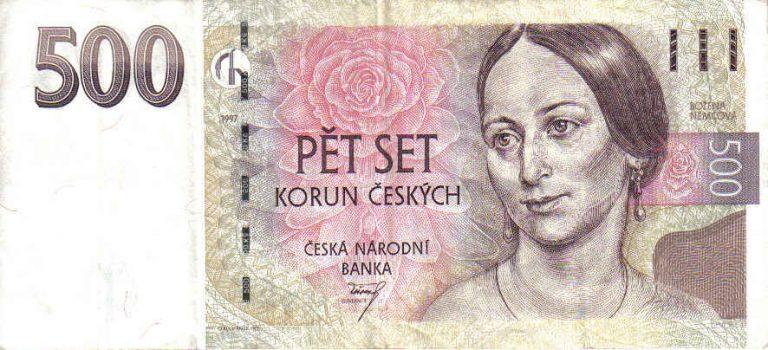 курс чеської крони