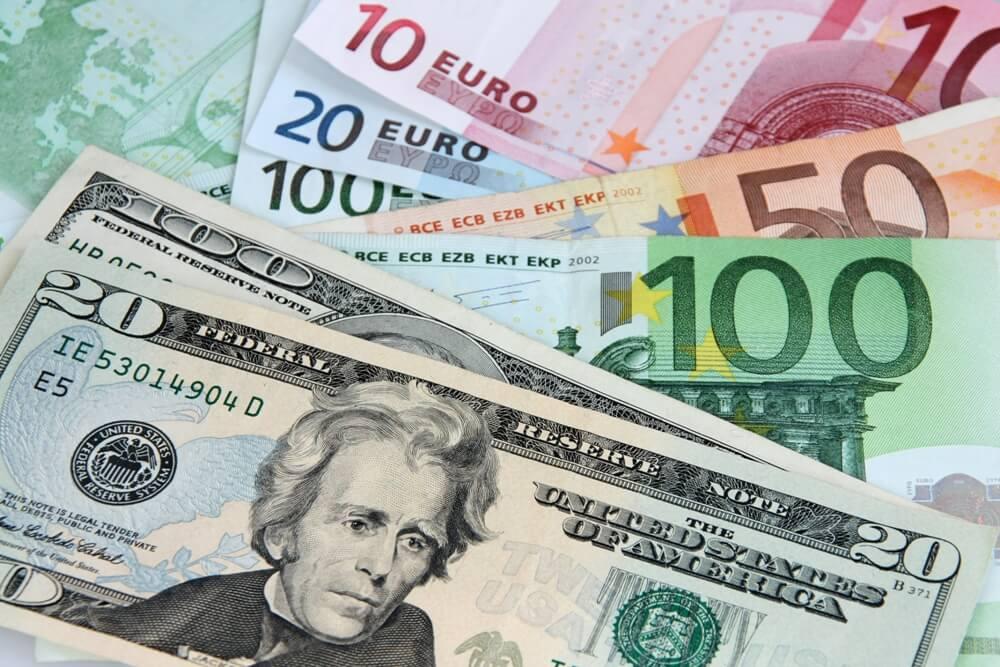 Євро долар курс