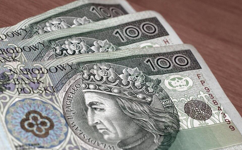 перевести злоті в долари