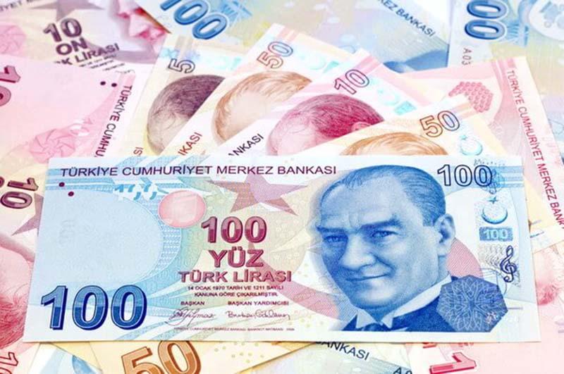 курс турецької ліри