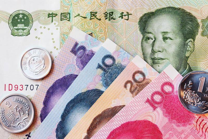 китайська валюта
